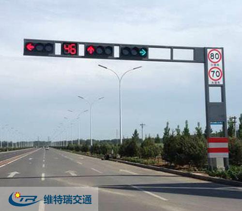 河北框架式信号灯工程
