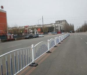 护栏工程案例实景图