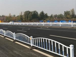 雄县护栏标线工程