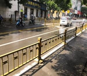 山西吕梁黄金护栏工程