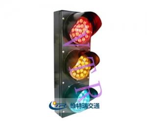 交通信号灯中的圆形红绿灯该怎么看