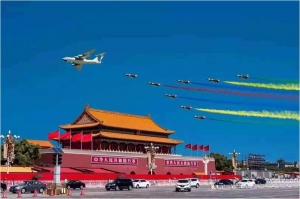 所有的一切,为了更美好的中国                           ——维特瑞交通科技献礼祖国70华诞