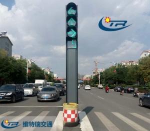 交通信号灯的结构和颜色不能随意设置