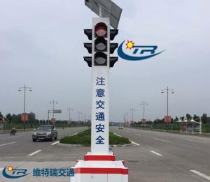 交通信号灯杆的维护和保养