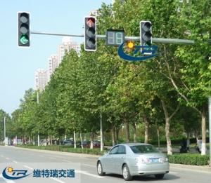 交通信号灯对交通的影响