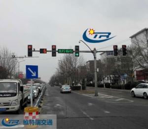 交通信号灯下雨天的常见故障