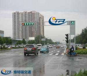 交通信号灯应怎样布线