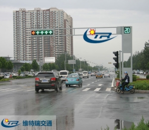 道路交通信号灯的放行顺序是统一的吗