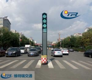 交通信号灯的亮度要求