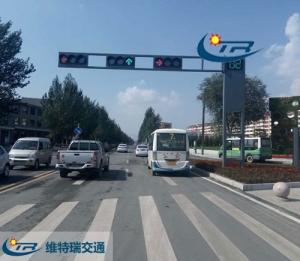 交通信号灯的技术数据及相关要求