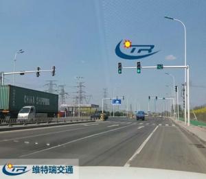 交通信号灯的防雷保护