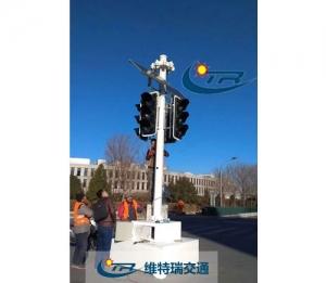 交通信号灯一体化的时间控制方式