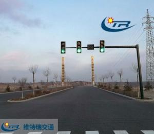 交通信号灯安装后起到的作用