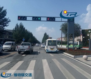 新国标交通信号灯的识别和解读