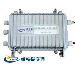 四型多相位太阳能无线交通信号控制器
