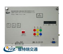 单相位太阳能无线交通信号控制器