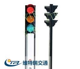双面机动车一体式信号灯