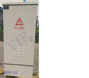 天津联网式APP智能交通信号机
